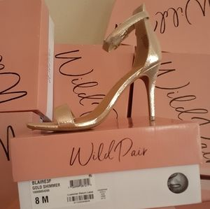 Wild Pair  Blaire Dress Sandals